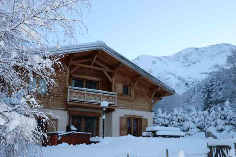 Chamonix Half Term Chalets For Rent